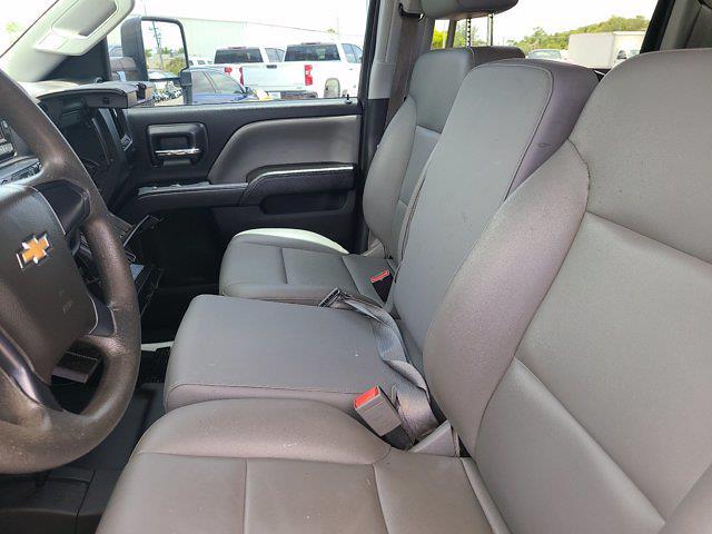 2015 Chevrolet Silverado 3500 Crew Cab 4x4, Service Body #CM28162A - photo 44
