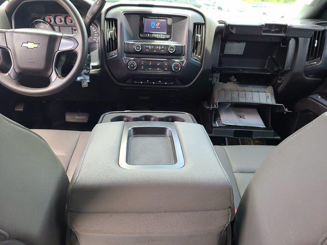 2015 Chevrolet Silverado 3500 Crew Cab 4x4, Service Body #CM28162A - photo 55