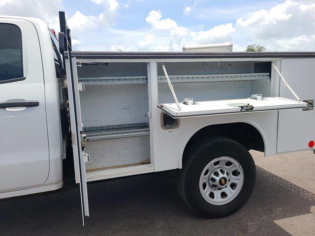 2015 Chevrolet Silverado 3500 Crew Cab 4x4, Service Body #CM28162A - photo 57