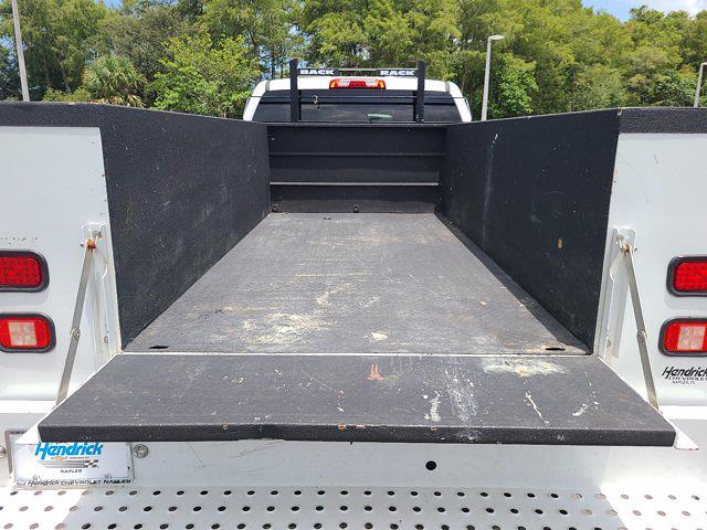 2015 Chevrolet Silverado 3500 Crew Cab 4x4, Service Body #CM28162A - photo 62