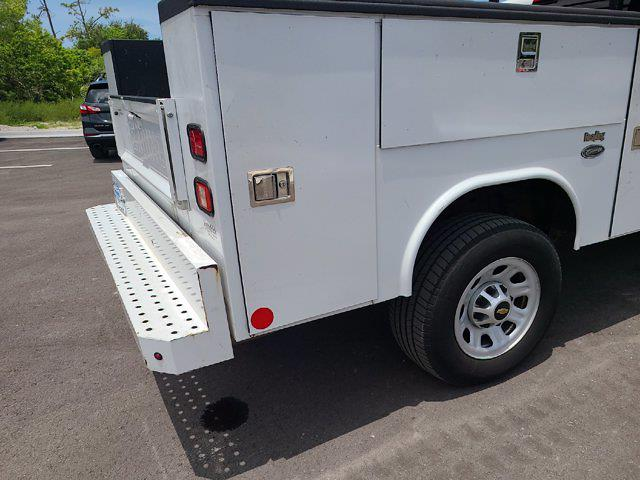 2015 Chevrolet Silverado 3500 Crew Cab 4x4, Service Body #CM28162A - photo 63