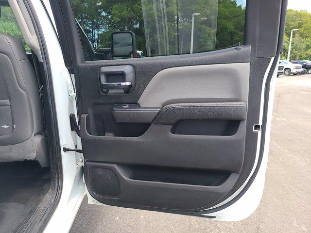 2015 Chevrolet Silverado 3500 Crew Cab 4x4, Service Body #CM28162A - photo 69