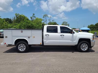 2015 Chevrolet Silverado 3500 Crew Cab 4x4, Service Body #CM28162A - photo 6
