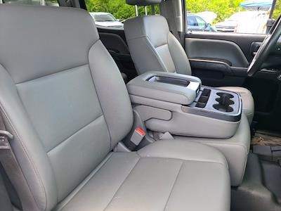 2015 Chevrolet Silverado 3500 Crew Cab 4x4, Service Body #CM28162A - photo 81