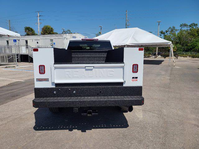 2021 Chevrolet Silverado 3500 Crew Cab 4x4, Reading SL Service Body #CM28267 - photo 6