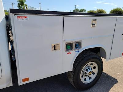2021 Chevrolet Silverado 3500 Crew Cab 4x4, Reading SL Service Body #CM28267 - photo 47