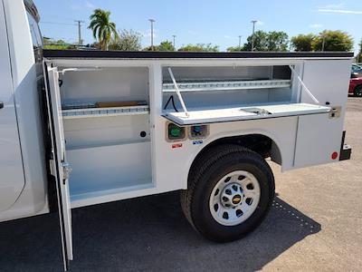 2021 Chevrolet Silverado 3500 Crew Cab 4x4, Reading SL Service Body #CM28267 - photo 48