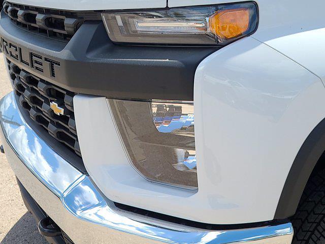 2021 Chevrolet Silverado 3500 Crew Cab AWD, CM Truck Beds Contractor Body #CM29530 - photo 12