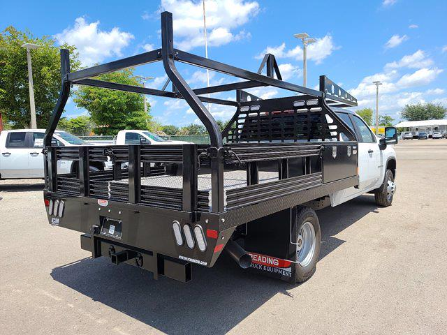 2021 Chevrolet Silverado 3500 Crew Cab AWD, CM Truck Beds Contractor Body #CM29530 - photo 1