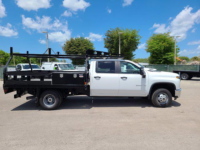 2021 Chevrolet Silverado 3500 Crew Cab AWD, CM Truck Beds Contractor Body #CM29530 - photo 7