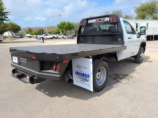2021 Chevrolet Silverado 3500 Regular Cab AWD, Knapheide Platform Body #CM40056 - photo 1