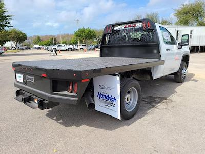 2021 Chevrolet Silverado 3500 Regular Cab AWD, Knapheide PGNB Gooseneck Platform Body #CM40056 - photo 2