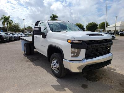 2021 Chevrolet Silverado 3500 Regular Cab AWD, Knapheide PGNB Gooseneck Platform Body #CM40056 - photo 5
