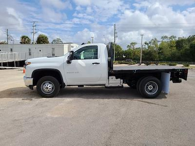 2021 Chevrolet Silverado 3500 Regular Cab AWD, Knapheide PGNB Gooseneck Platform Body #CM40056 - photo 8
