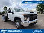2021 Chevrolet Silverado 3500 Regular Cab AWD, Knapheide PGNB Gooseneck Platform Body #CM40056 - photo 1