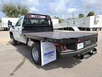 2021 Chevrolet Silverado 3500 Regular Cab AWD, Knapheide PGNB Gooseneck Platform Body #CM40056 - photo 9