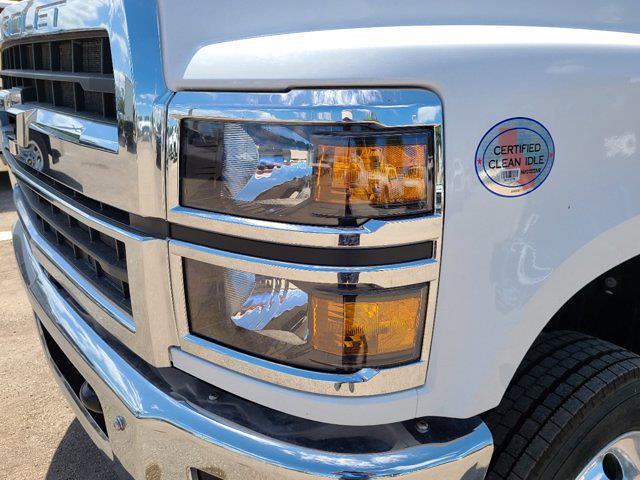 2021 Chevrolet Silverado 4500 Crew Cab DRW 4x4, Cab Chassis #CM40913 - photo 13