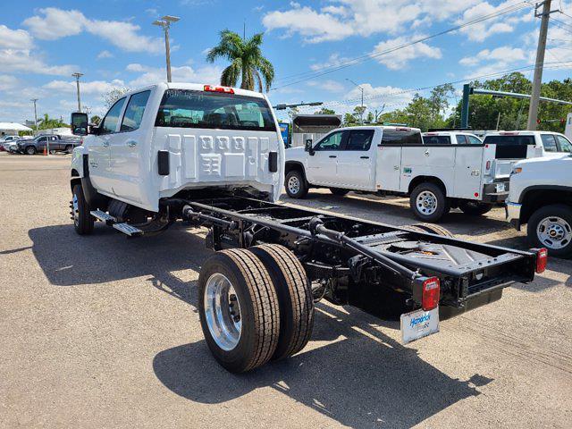 2021 Chevrolet Silverado 4500 Crew Cab DRW 4x4, Cab Chassis #CM40913 - photo 6