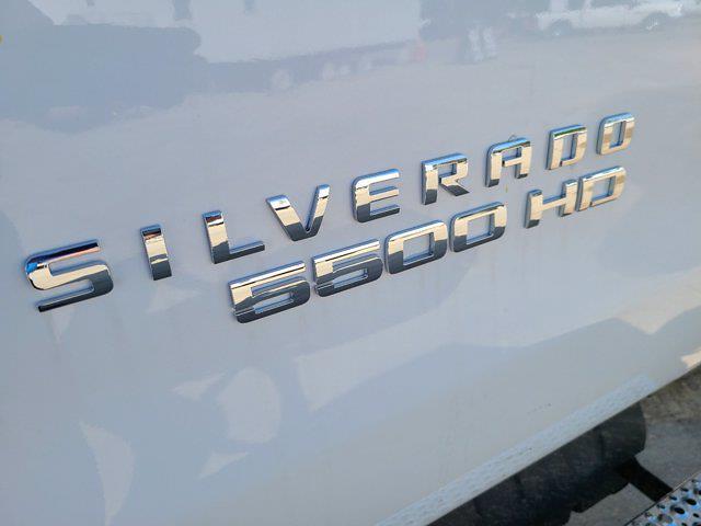 2021 Chevrolet Silverado 5500 Regular Cab DRW 4x4, Cab Chassis #CM41675 - photo 13