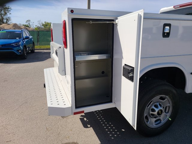 2021 Chevrolet Silverado 2500 Double Cab 4x2, Knapheide Steel Service Body #CM47284 - photo 53