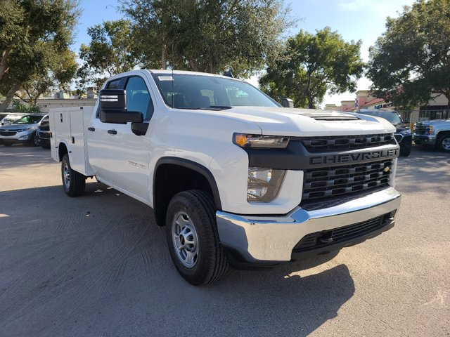 2021 Chevrolet Silverado 2500 Double Cab 4x2, Knapheide Steel Service Body #CM47322 - photo 3