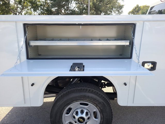 2021 Chevrolet Silverado 2500 Double Cab 4x2, Knapheide Steel Service Body #CM47322 - photo 62