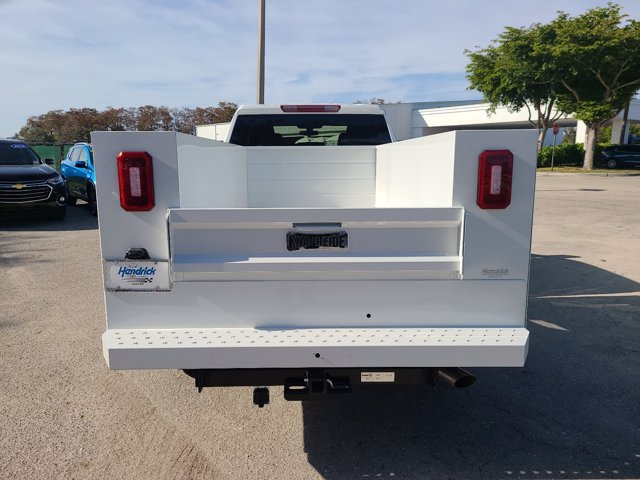 2021 Chevrolet Silverado 2500 Double Cab 4x2, Knapheide Steel Service Body #CM47322 - photo 7