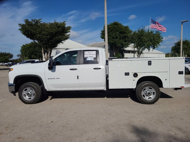 2021 Chevrolet Silverado 2500 Double Cab 4x2, Knapheide Steel Service Body #CM47322 - photo 9