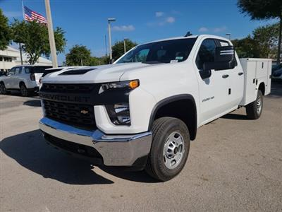 2021 Chevrolet Silverado 2500 Double Cab 4x2, Knapheide Steel Service Body #CM47322 - photo 4