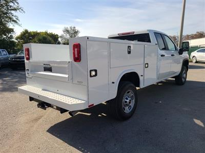 2021 Chevrolet Silverado 2500 Double Cab 4x2, Knapheide Steel Service Body #CM47322 - photo 2