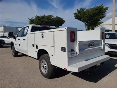 2021 Chevrolet Silverado 2500 Double Cab 4x2, Knapheide Steel Service Body #CM47322 - photo 6