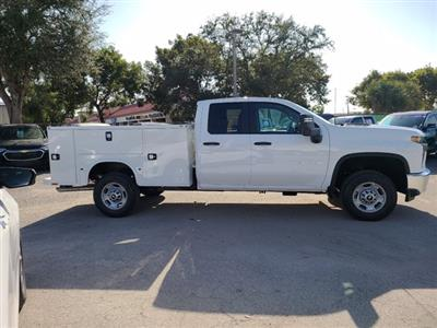 2021 Chevrolet Silverado 2500 Double Cab 4x2, Knapheide Steel Service Body #CM47322 - photo 8