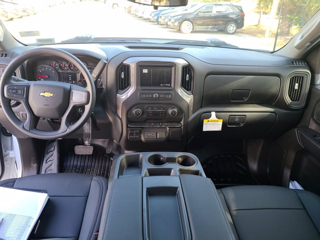 2021 Chevrolet Silverado 2500 Double Cab 4x2, Knapheide Steel Service Body #CM47473 - photo 35