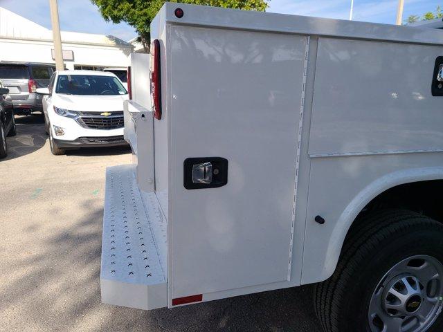2021 Chevrolet Silverado 2500 Double Cab 4x2, Knapheide Steel Service Body #CM47473 - photo 46