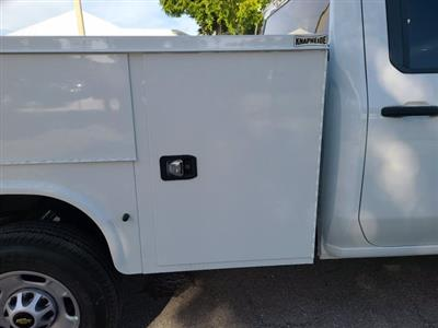 2021 Chevrolet Silverado 2500 Double Cab 4x2, Knapheide Steel Service Body #CM47473 - photo 51