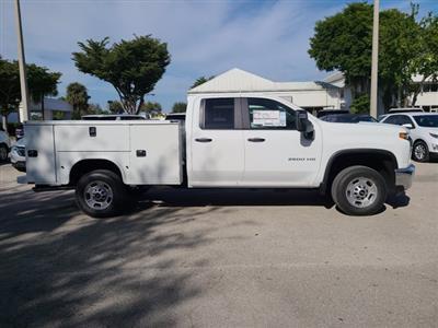 2021 Chevrolet Silverado 2500 Double Cab 4x2, Knapheide Steel Service Body #CM47473 - photo 8