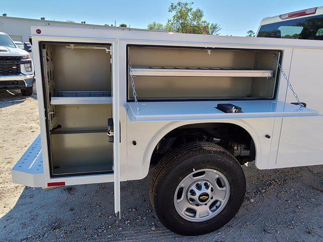 2021 Chevrolet Silverado 2500 Double Cab 4x2, Knapheide Steel Service Body #CM47988 - photo 61