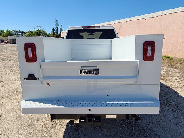 2021 Chevrolet Silverado 2500 Double Cab 4x2, Knapheide Steel Service Body #CM47988 - photo 7