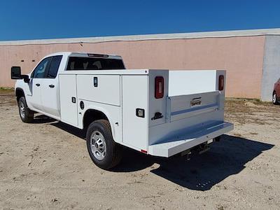 2021 Chevrolet Silverado 2500 Double Cab 4x2, Knapheide Steel Service Body #CM47988 - photo 6
