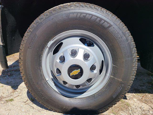 2021 Chevrolet Silverado 3500 Double Cab 4x4, Knapheide Steel Service Body #CM53414 - photo 10