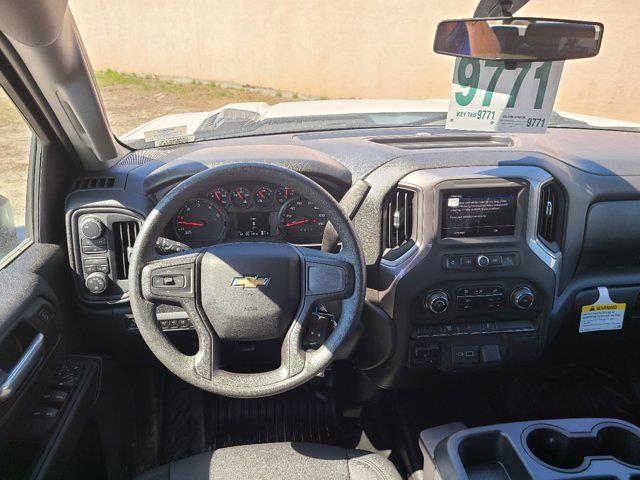 2021 Chevrolet Silverado 3500 Double Cab 4x4, Knapheide Steel Service Body #CM53414 - photo 24