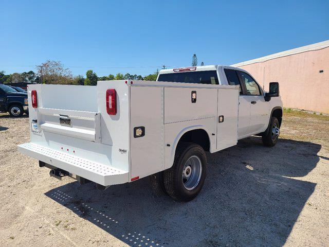 2021 Chevrolet Silverado 3500 Double Cab 4x4, Knapheide Steel Service Body #CM53414 - photo 2