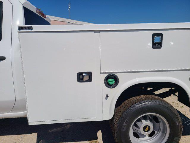2021 Chevrolet Silverado 3500 Double Cab 4x4, Knapheide Steel Service Body #CM53414 - photo 53