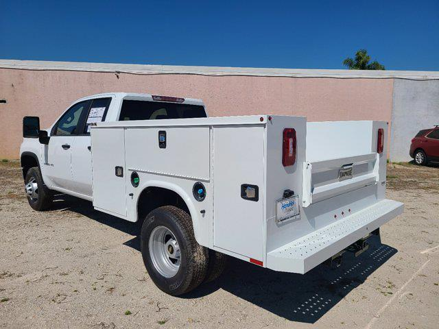 2021 Chevrolet Silverado 3500 Double Cab 4x4, Knapheide Steel Service Body #CM53414 - photo 6
