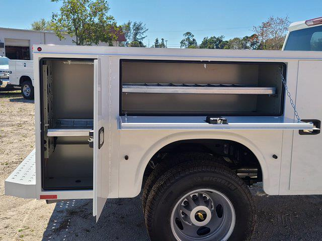 2021 Chevrolet Silverado 3500 Double Cab 4x4, Knapheide Steel Service Body #CM53414 - photo 64
