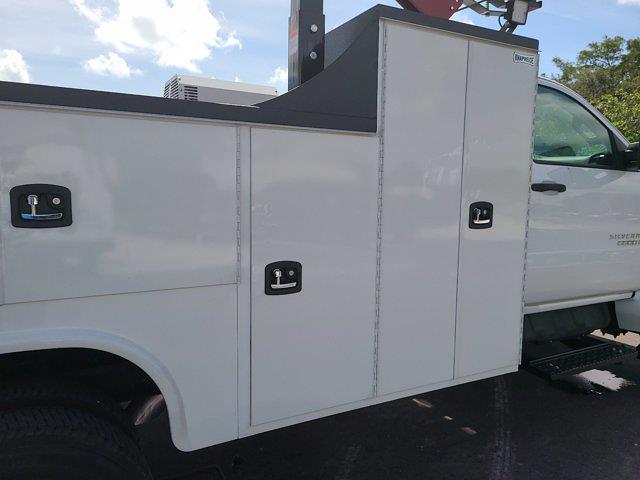 2021 Chevrolet Silverado 5500 Regular Cab DRW 4x4, Knapheide Crane Body Mechanics Body #CM60412 - photo 64