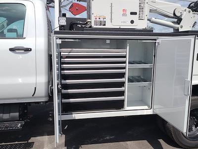 2021 Chevrolet Silverado 5500 Regular Cab DRW 4x4, Knapheide Crane Body Mechanics Body #CM60412 - photo 42