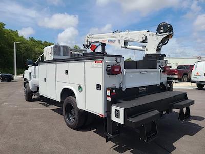 2021 Chevrolet Silverado 5500 Regular Cab DRW 4x4, Knapheide Crane Body Mechanics Body #CM60412 - photo 6
