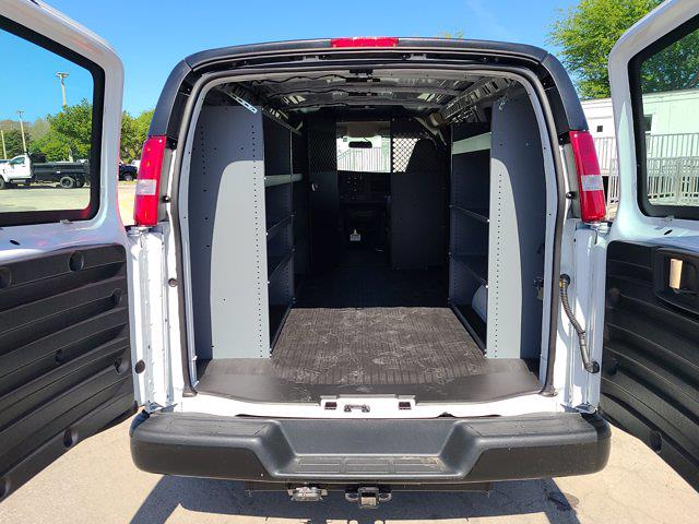 2021 Chevrolet Express 2500 4x2, Masterack Upfitted Cargo Van #CM62903 - photo 1