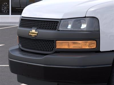 2021 Chevrolet Express 2500 4x2, Adrian Steel Upfitted Cargo Van #CM66505 - photo 11